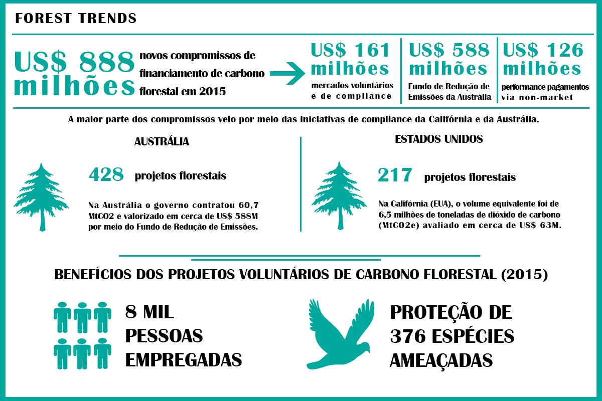 Carbono Florestal