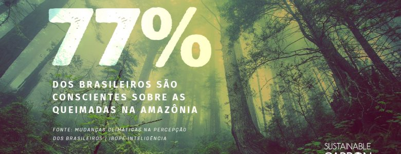 conscientização sobre queimadas na Amazônia