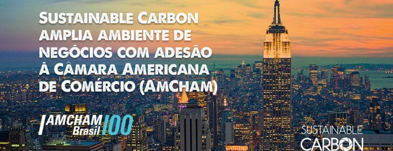 Sustainable Carbon passa a integrar a AmCham